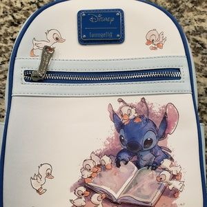 Loungefly Disney's Stitch Mini Backpack - w/ Tags